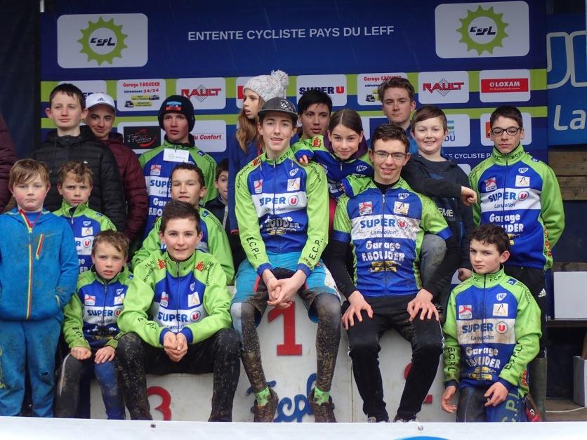 Coupe de Bretagne VTT - 01/04/2018